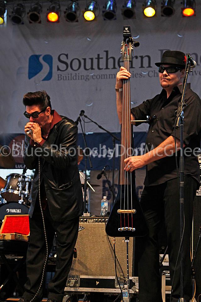 Bob Corritore w/ Andy T & Nick Nixon Band