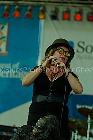 Christina Vierra - Mississippi Bigfoot