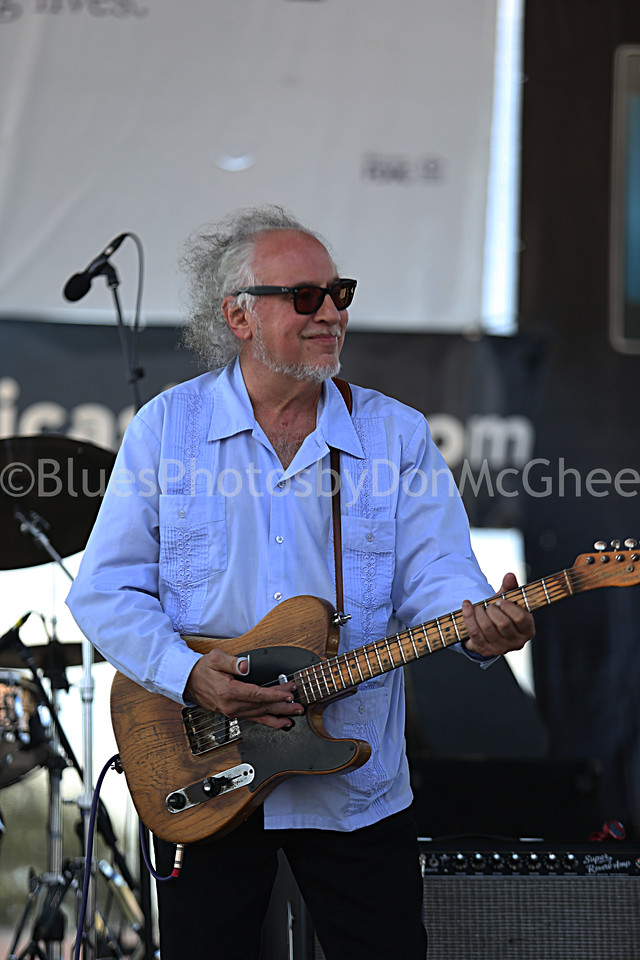"""Steady Rollin'"" Bob Margolin"