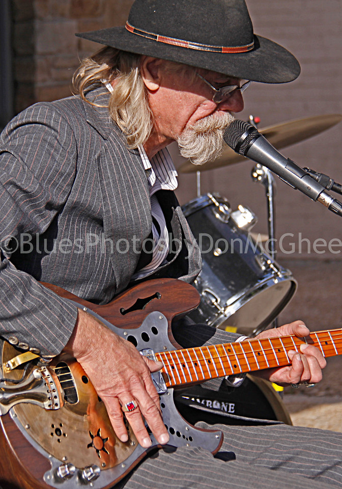 Ronald Robbins<br /> Rock & Blues Museum (front)<br /> Clarksdale MS 2012