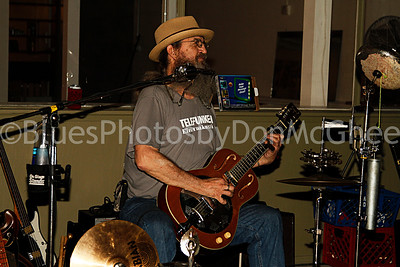 Bob Lewis -Tyrannosaurus Chicken King Biscuit Blues Fest 2014 Helena AR