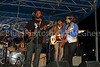 """Marquis Knox band with Matt """"The Rattlesnake"""" Lesch<br /> King Biscuit Blues Fest 2014 Helena AR"""