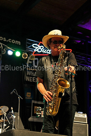 Jimmy Hall - Wet Willie King Biscuit Blues Fest 2014 Helena AR