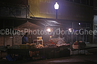 Cherry Street vendor King Biscuit Blues Fest 2014 Helena AR