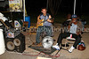 Buskin' at King Biscuit Blues Fest 2014