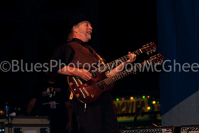 Roy Rogers King Biscuit Blues Fest 2014 Helena AR