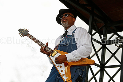 Toronzo Cannon King Biscuit Blues Fest 2014 Helena AR
