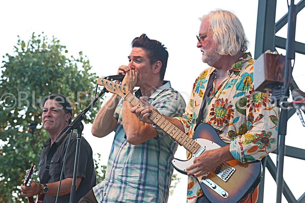 Bob Corritore w/Johnny Sansone band