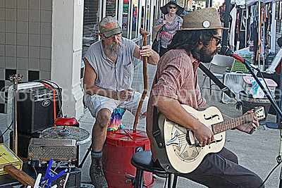 Brazilian Blues Busker w/Super Bad Kontra Fusion Band