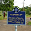 Mississippi Joe Callicott<br /> Mississippi Blues Trail Marker #103<br /> Nesbit MS