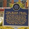 The Blues Trail - Memphis Blues<br /> Mississippi Blues Trail Marker #72<br /> Memphis TN