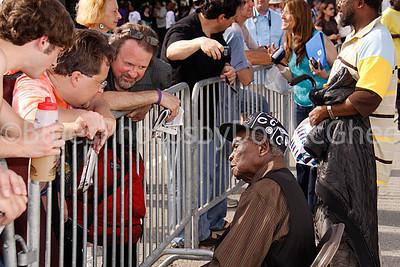 "David ""Honeyboy"" Edwards Chicago Blues Festival"