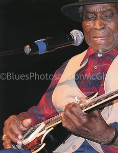 "David ""Honeyboy"" Edwards Detroit, MI 2007"