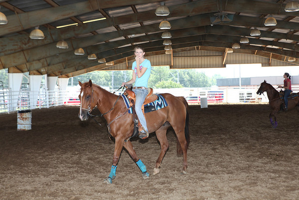 2012 Delta Fair - Barrel Racing
