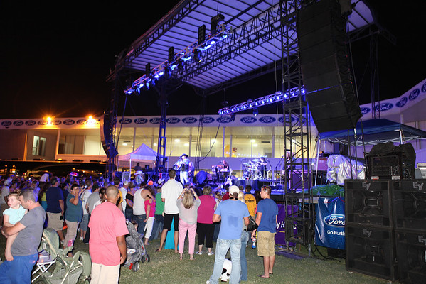 2012 Delta Fair - Chris Cagle