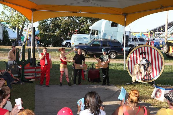 2012 Delta Fair - Freak Show Delux