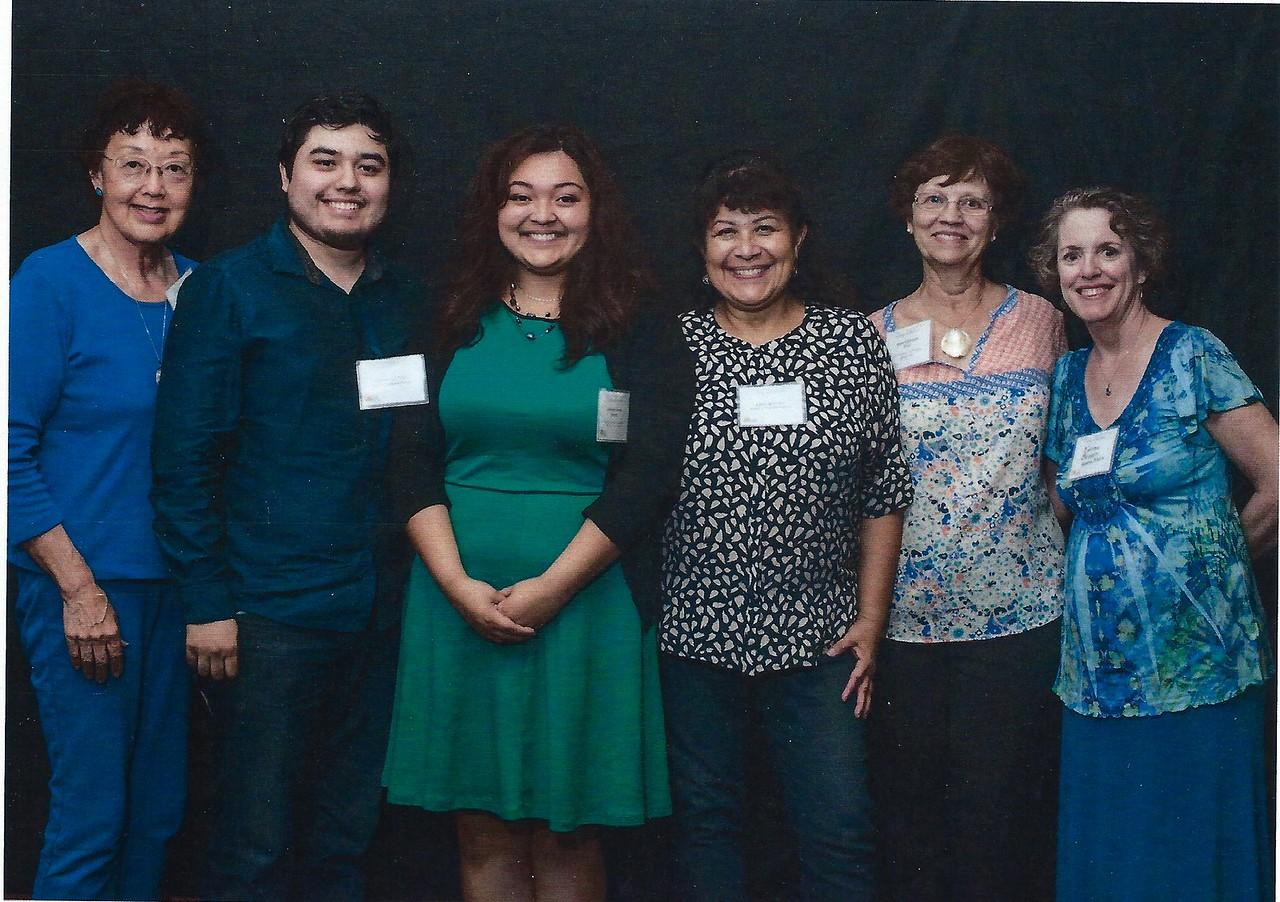 Amanda Garcia and Family 2015