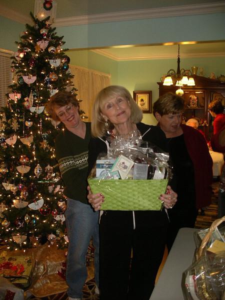 Sue Lance  and Karen Bowen