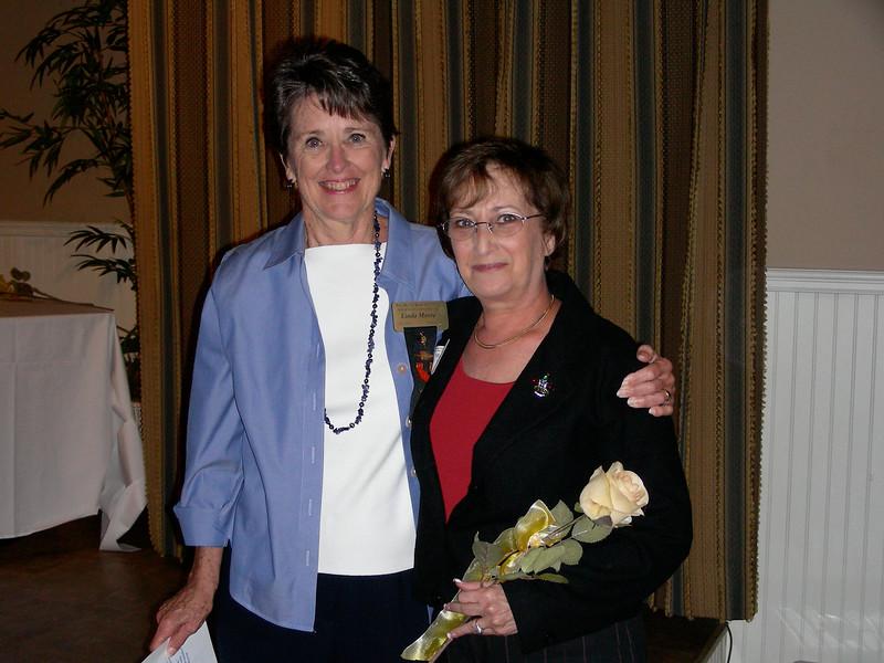 Linda Moore, Area XII Director