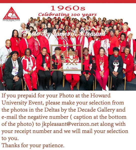 Prepaid Photos Deltas by the Decades
