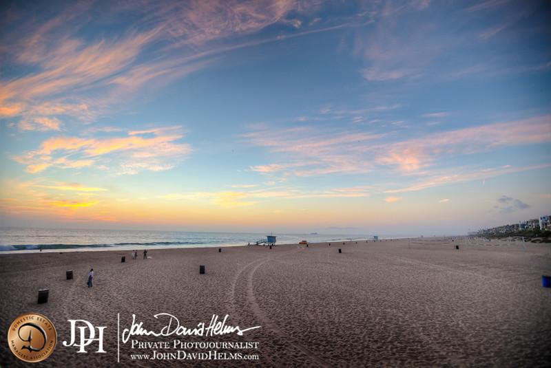 September 27, 2012 - Manhattan Beach, California.  Photo by John David Helms.