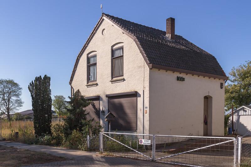 """Het """"vergeten"""" huis Marsweg 109"""