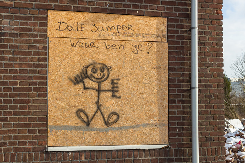 Dolle Jumper waar ben je?