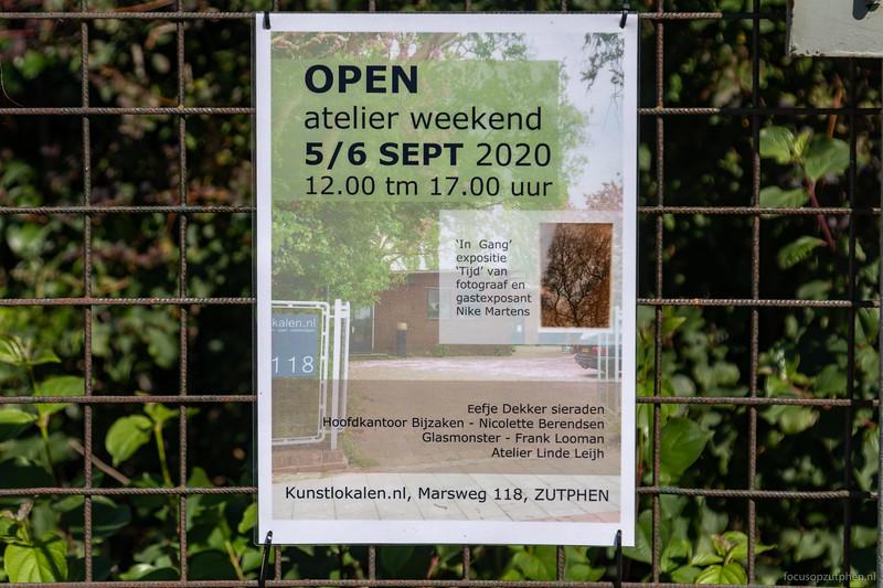 Open atelier weekend