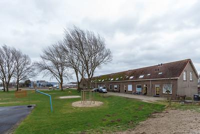 Voormars vanaf de IJsseldijk
