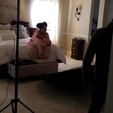 Ebony Magazine Photo Shoot - February 6, 2018