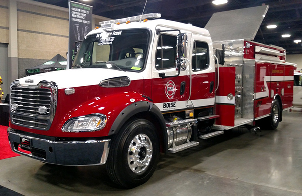 2016 Freightliner M2/Boise Mobile Equipment<br /> <br /> Benjy Grice Photo