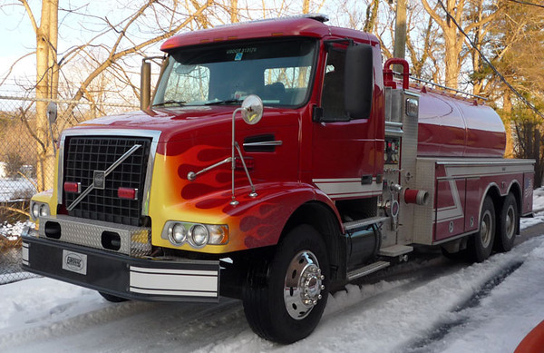 1996 Volvo/2000's Firovac<br /> 750/3000<br /> <br /> Now serves West Millgrove Fire Dept. of Perry Township, OH<br /> <br /> Andrew Messer Photo