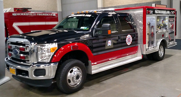 2016 Ford F-450/unknown builder<br /> <br /> Shown at SAFRE 2016 in Charlotte, NC<br /> <br /> Benjy Grice Photo