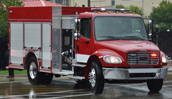 2018 Freightliner M2/2019 Pierce<br /> 1250/1000<br /> Job # 32842TR-01<br /> Stock # SF-1201<br /> <br /> Shown at SAFRE 2019 in Raleigh, NC<br /> <br /> Andrew Messer Photo