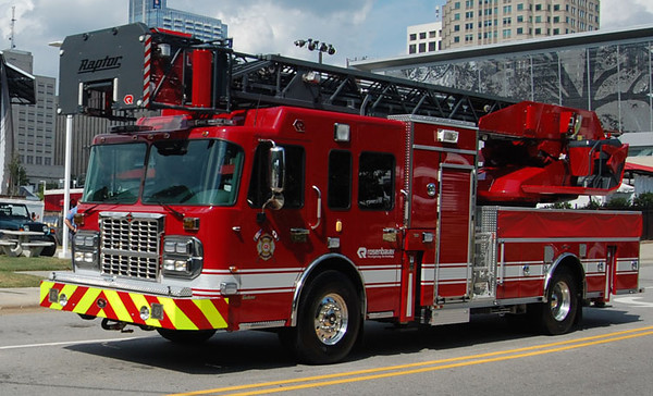2013 Spartan Gladiator/Rosenbauer<br /> 1500/300/100' Raptor<br /> S/N # MN-3096<br /> <br /> Now serves New Hampton Fire District, NY<br /> <br /> Andrew Messer Photo