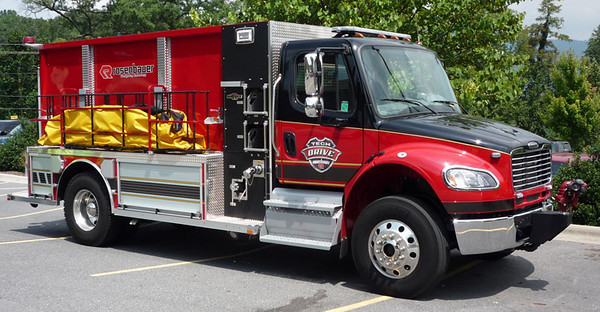 2011 Freightliner M2/Rosenbauer<br /> 1250/1500/30A<br /> S/N # 1521711<br /> <br /> Sold to ???<br /> <br /> Andrew Messer Photo