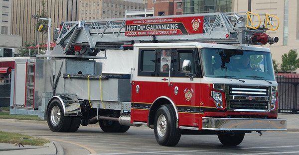2013 Rosenbauer Commander<br /> 0/0/78' Viper<br /> <br /> Andrew Messer Photo