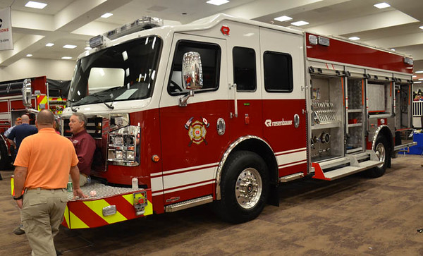 2016 Rosenbauer Commander<br /> 1500/750/30A<br /> S/N # MN-14082<br /> <br /> Now serves City of Kingston, Ontario, Canada<br /> <br /> Andrew Messer Photo