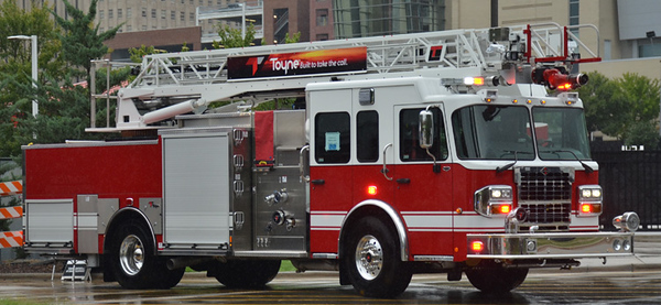 2019 Spartan MetroStar/Toyne<br /> 2000/500/25A/75' LTC<br /> S/N # 12221<br /> <br /> Shown at SAFRE 2019 in Raleigh, NC<br /> <br /> Now serves ???<br /> <br /> Andrew Messer Photo