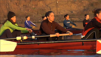 Marist College, on the Hudson River, is known for it's beautiful campus and it's top notch crew program.  This was a video we did to highlight the women's crew.