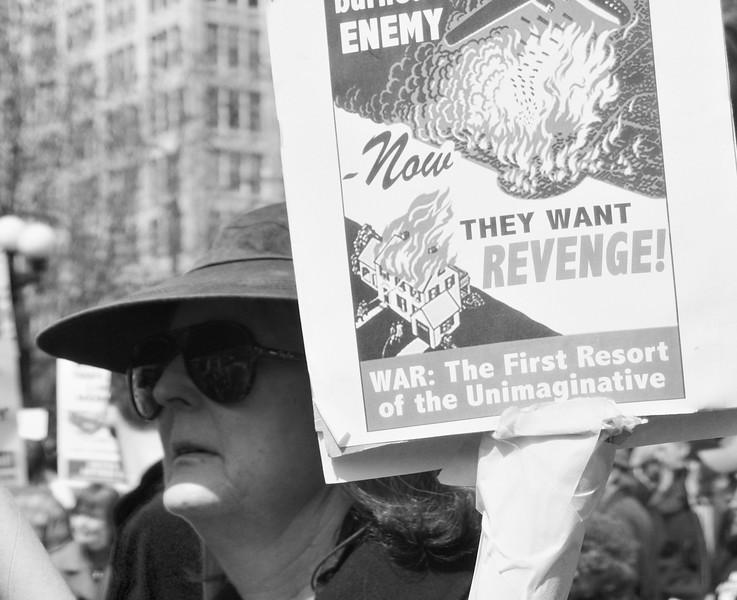 anti-war Union Square demo P4090373