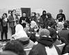 Demo against hate Bay Ridge Jan 2017 _DSF6267