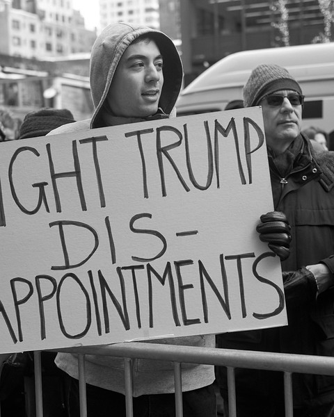 Rally against Trump appoiontments Jan 2017 _DSF6206