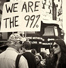 PA152140  #Occupy Wall Street b&w