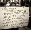PA152133  #Occupy Wall Street b&w
