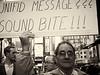 PA152136  #Occupy Wall Street b&w