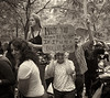 P9301955  #Occupy Wall Street b&w