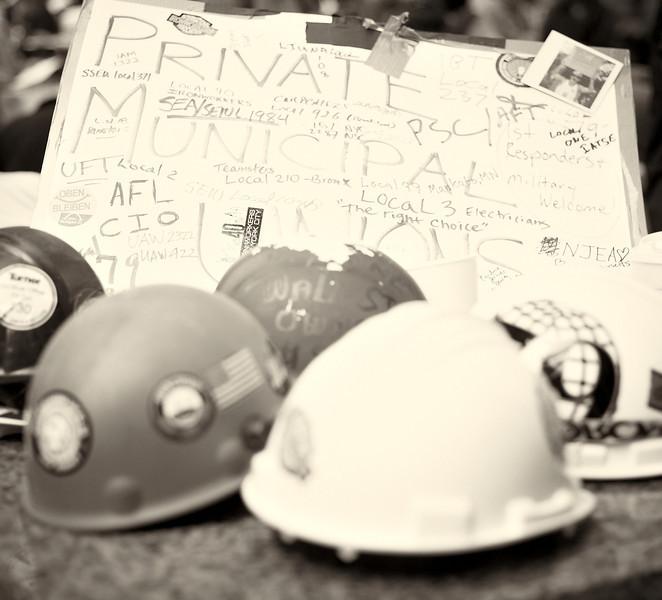 CF009188  #Occupy Wall Street b&w