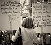 PA152126  #Occupy Wall Street b&w