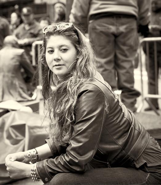 CF009266  #Occupy Wall Street b&w
